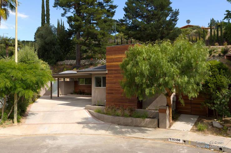 Projekty,  Domy zaprojektowane przez Chibi Moku