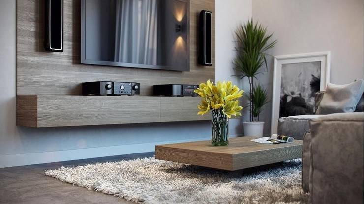 Evinin Ustası – Kafalar: modern tarz , Modern Granit