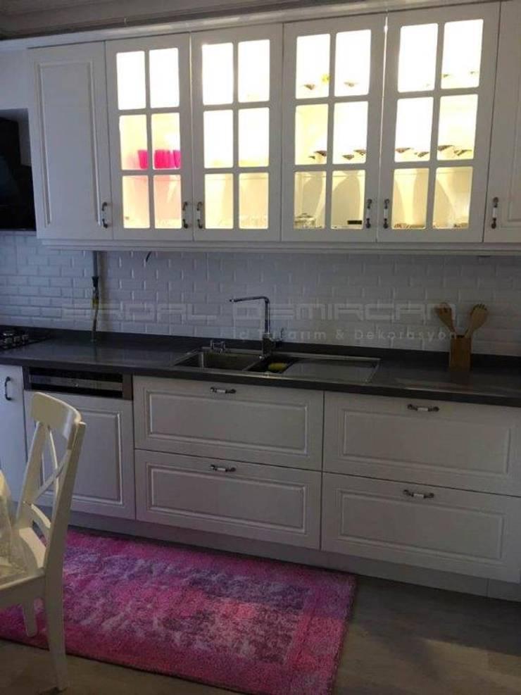 Erdal Demircan İç Tasarım ve Dekorasyon – Erdal Demircan İçtasarım ve Dekorasyon:  tarz Mutfak
