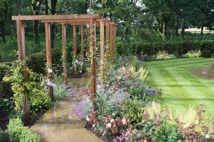 Сады в . Автор – Dawn Garden Design