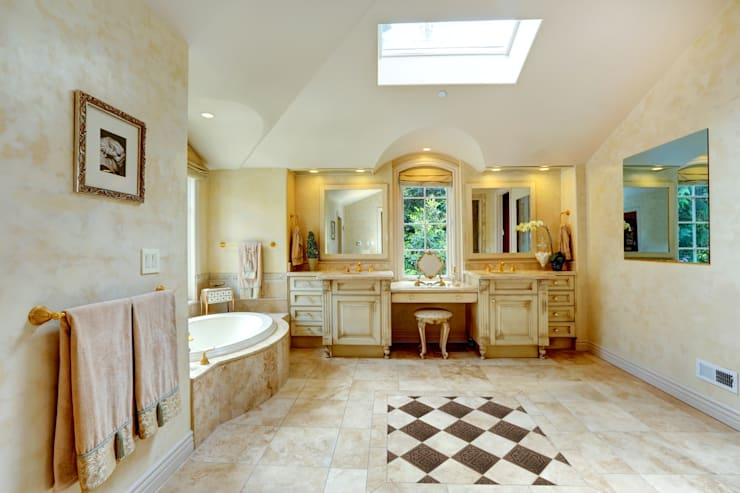 classic Bathroom by Elalux Tile