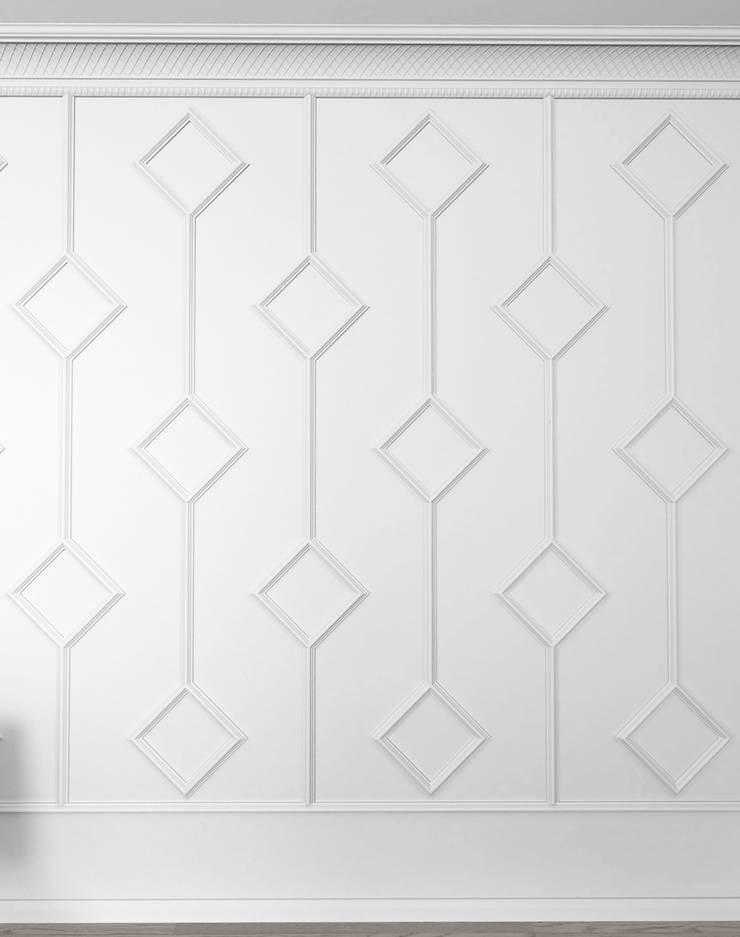 Gaudi – Walls and Ceilings: Espaços de restauração  por House Frame Wallpaper & Fabrics