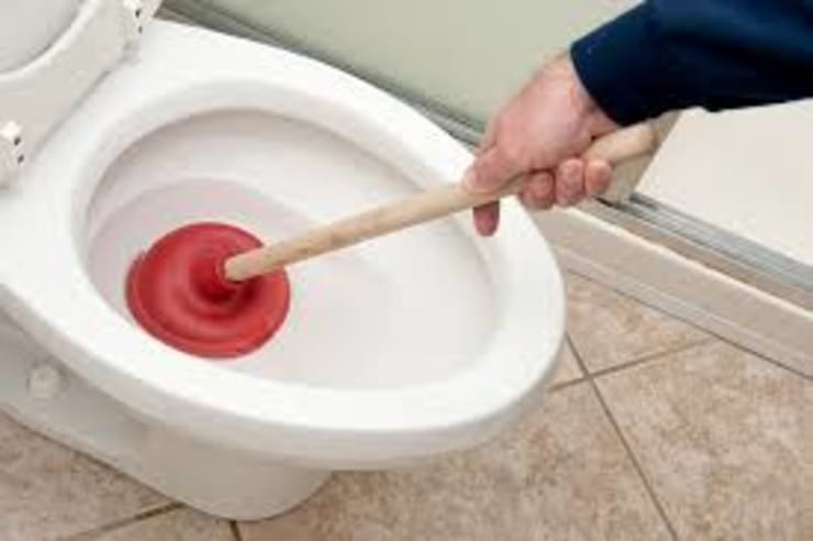 Toilet unblocking project:   by Plumber Auckland