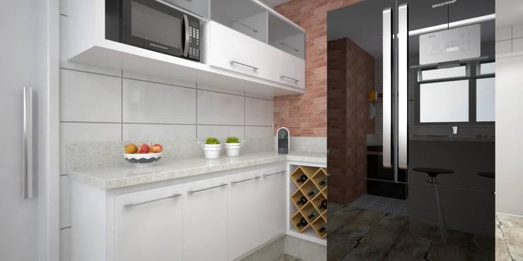 Cozinhas modernas por homify