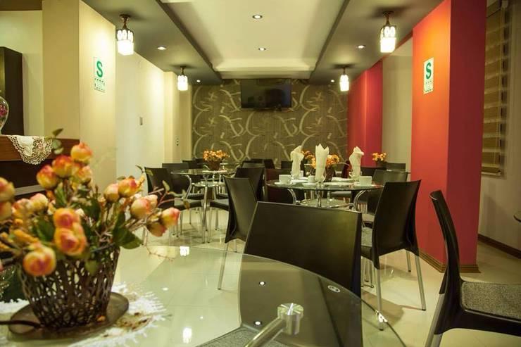 Dining room by diseño integral y construcción sac