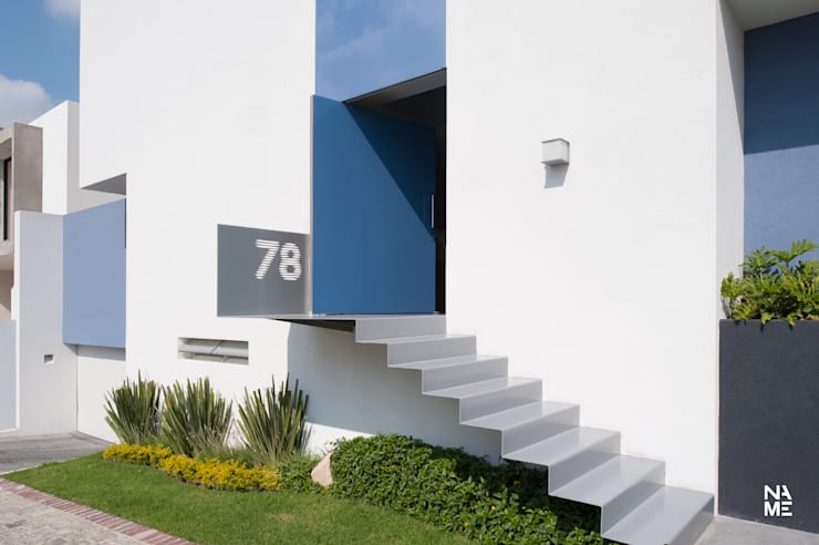 Houses by NAME Arquitectos
