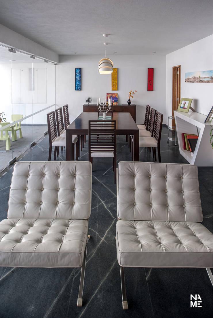 Ruang Makan by NAME Arquitectos