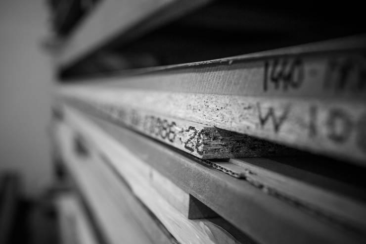 Blokland Interieurbouw:  Kantoren & winkels door Blokland Interieurbouw