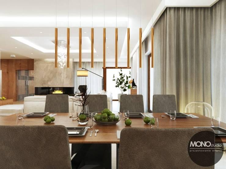 Luksusowe Wnętrze Domu W Beżach I Brązach Profesjonalista