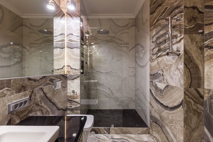 Bathroom by U-Style design studio