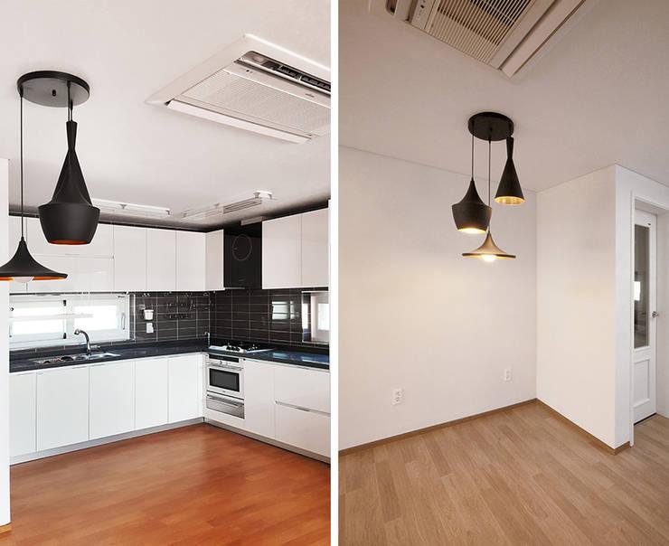 Kitchen by 지성하우징