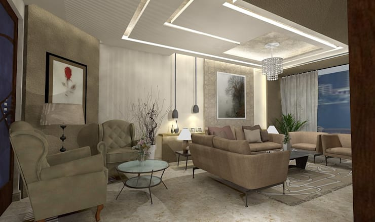 14 esempi dilluminazione per trasformare la tua area living