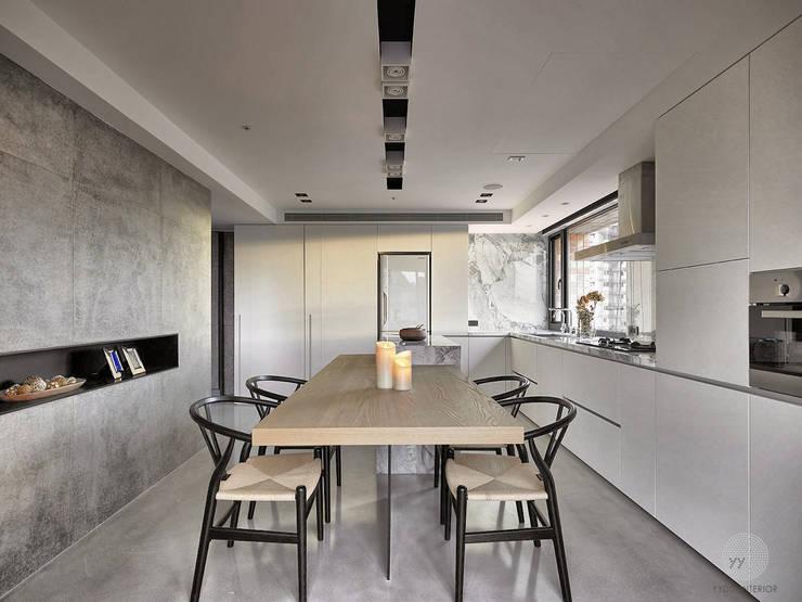 源自原本 Essence:  廚房 by 源原設計 YYDG INTERIOR DESIGN