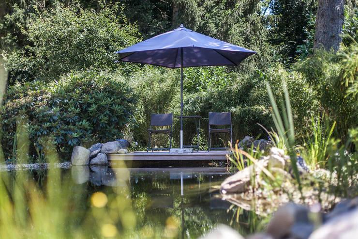 Projekty,  Ogród zaprojektowane przez Bob Romijnders Architectuur & Interieur