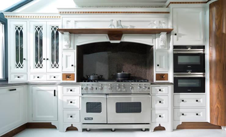 مطبخ تنفيذ Verdi Kitchens