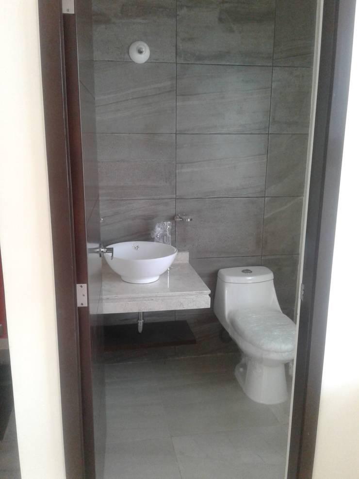 CASA DALI: Baños de estilo  por Diseño Aplicado Avanzado de Guadalajara