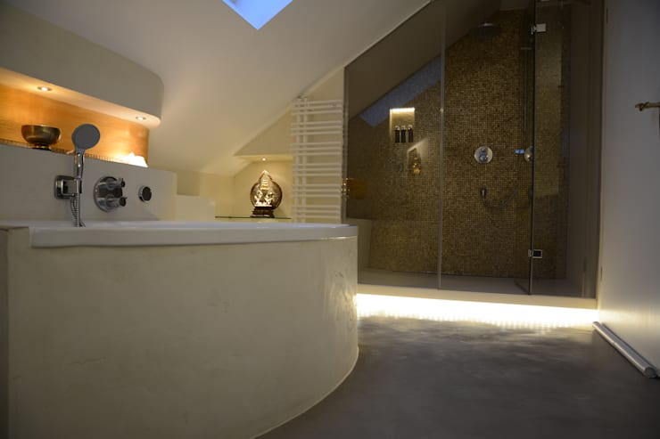Bathroom by Ulrich holz -Baddesign,