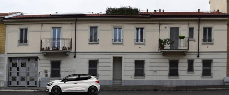 Dopo la ristrutturazione: Case in stile  di Fabio Ricchezza architetto