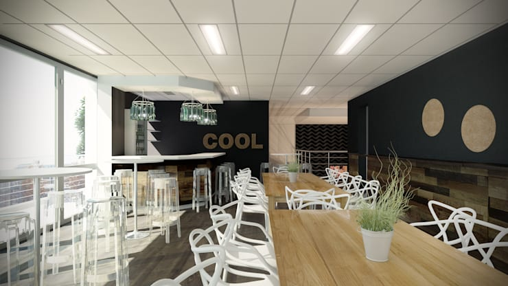 Meridian CPT:  Event venues by ooooh inspired design