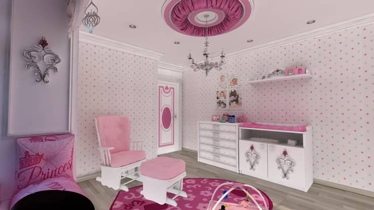 Phòng trẻ em by Altuncu İç Mimari Dekorasyon