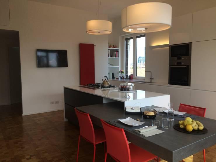 مطبخ تنفيذ D3 Architetti Associati
