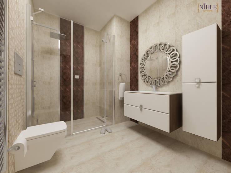 Bathroom by nihle iç mimarlık