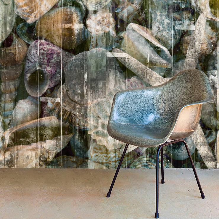 'Seafruit' Wallpaper:  Muren door La Aurelia