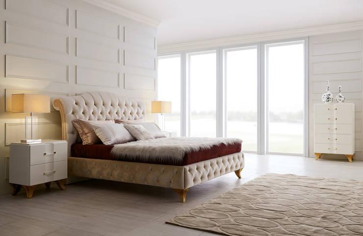Спальня Rimini: Спальни в . Автор – Fratelli Barri