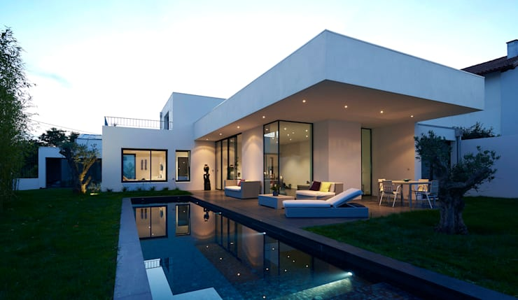 Дома в . Автор – Rodde Aragües Architectes
