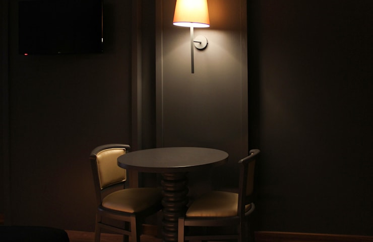 Motel Fonte dos Amores: Hotéis  por Ipotz Studio