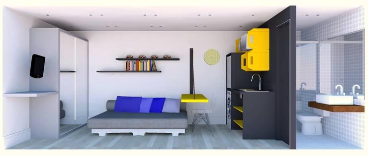 by Casa Container Marilia - Arquitetura em Container