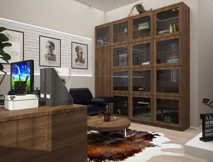 Escritórios e Espaços de trabalho  por DONJON, Moderno
