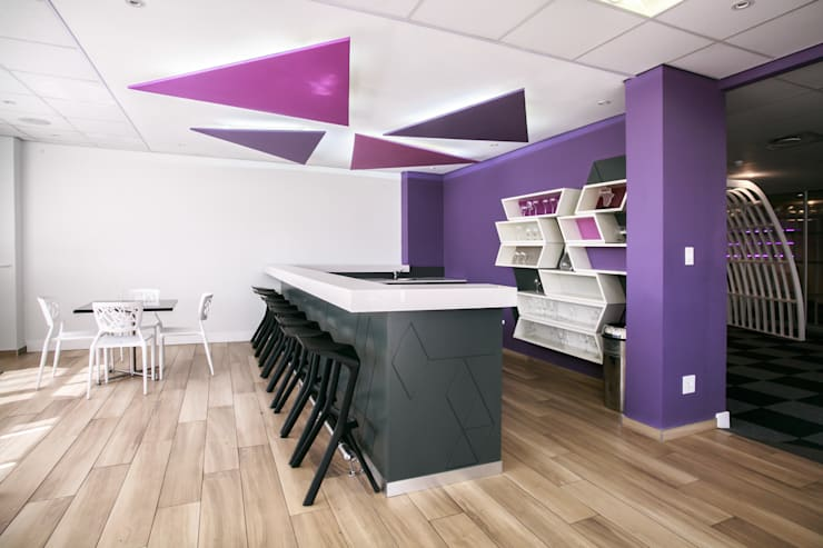 Mindshare—Sunninghill—Sandton:  Commercial Spaces by House of Gargoyle, Modern