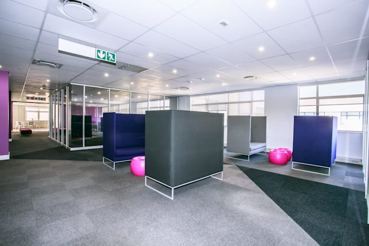 Mindshare—Sunninghill—Sandton:  Commercial Spaces by House of Gargoyle