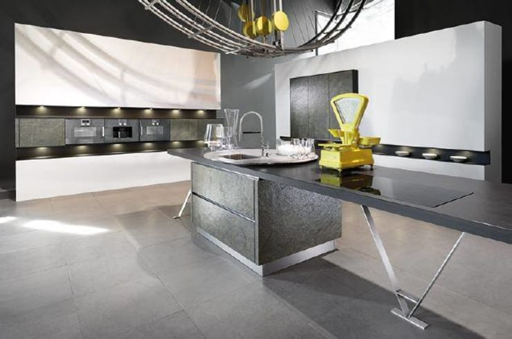 Kitchen by Flexstone Mexico