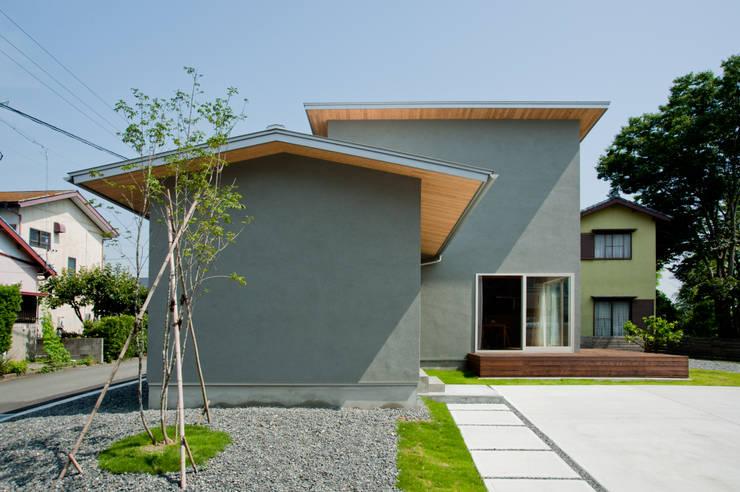 浅羽の家: 横山浩之建築設計事務所が手掛けた家です。