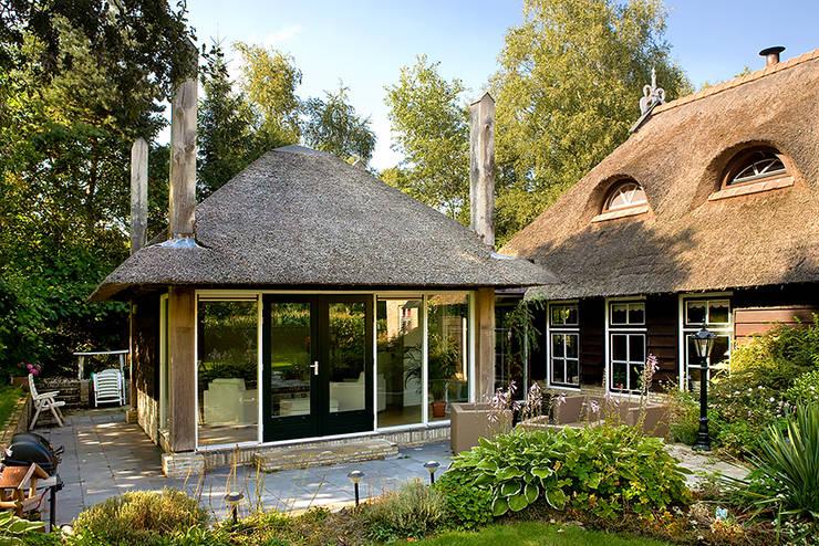 Woonhuis Bontebok:  Serre door Sipma Architecten