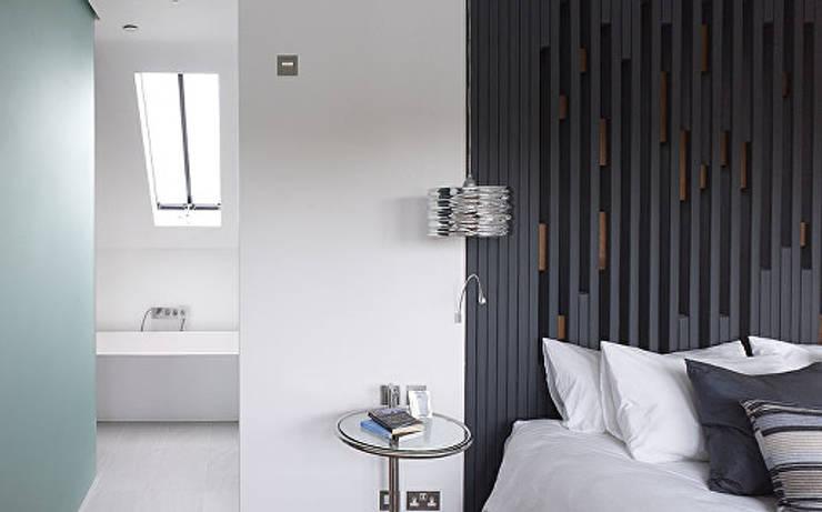 moderne Slaapkamer door Elemental Architecture