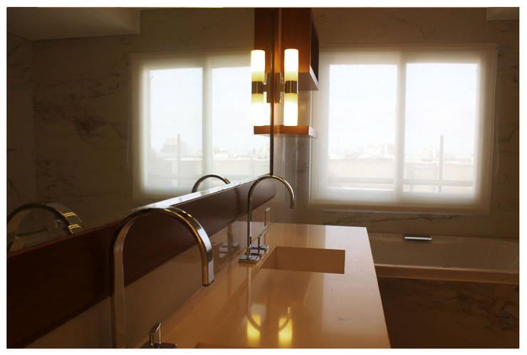 Salle de bains de style  par KorteSa arquitectura