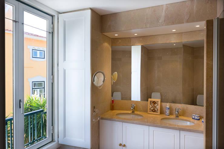 حمام تنفيذ Pedro Brás - Fotografia de Interiores e Arquitectura | Hotelaria | Imobiliárias | Comercial