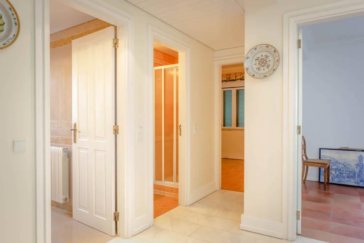 Dormitorios de estilo  por Pedro Brás - Fotografia de Interiores e Arquitectura | Hotelaria | Imobiliárias | Comercial