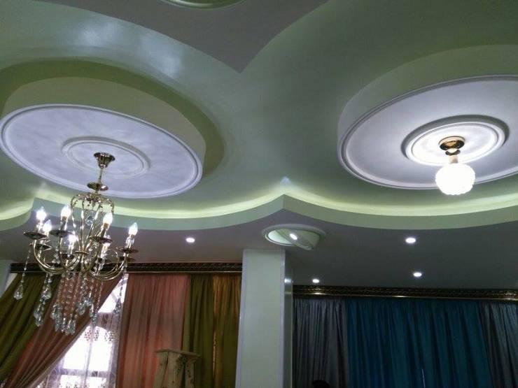 تشطيب شقة بالتجمع الخامس بالقاهرة الجديدة :   تنفيذ كاسل للإستشارات الهندسية وأعمال الديكور في القاهرة