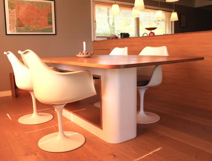 Кухня в . Автор – nicolas baleydier design,