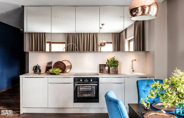 Kitchen by SAS, Modern