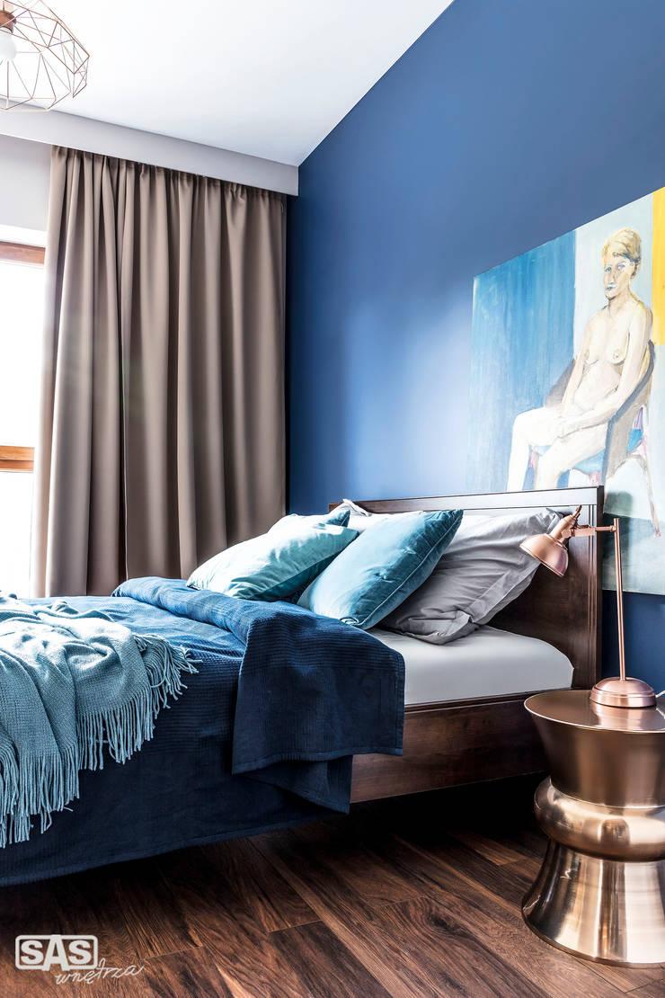 Bedroom by SAS, Modern