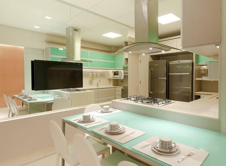 Cozinhas  por Matheus Menezes Arquiteto