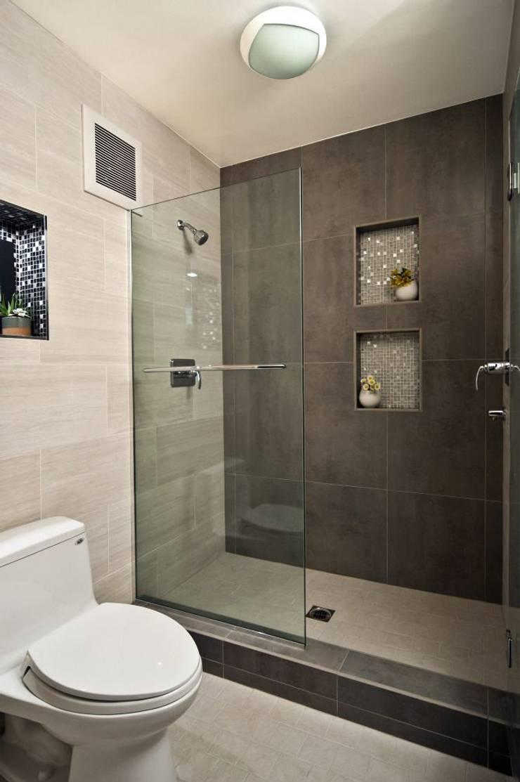 تصميمات حمامات و شور bathroom shower:   تنفيذ pm architects