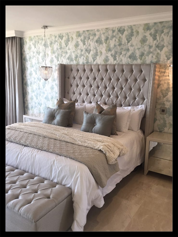 Project ^:  Bedroom by Frans Alexander Interiors, Modern