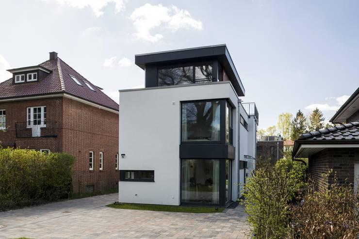 Huizen door Architekturbüro Prell und Partner mbB Architekten und Stadtplaner