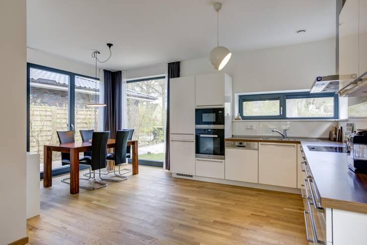 Keuken door Architekturbüro Prell und Partner mbB Architekten und Stadtplaner